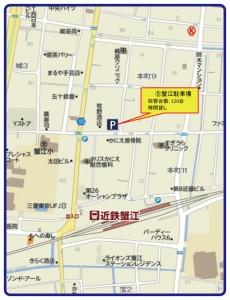 蟹江マップ