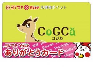 CoGCaカードイラスト
