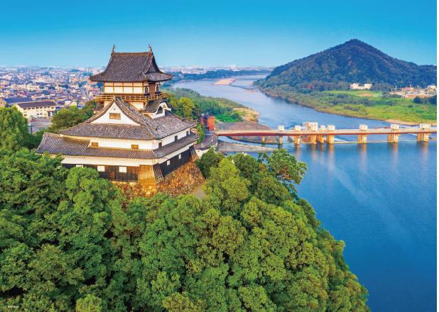 国宝犬山城 600ピースジグソーパズル